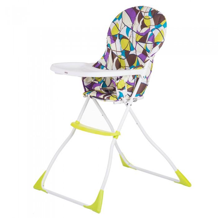 Стульчик для кормления BabyHit BonbonBonbonBabyHit Bonbon – стильный и комфортный стул для кормления детей в возрасте от 6 до 36 месяцев. Он выполнен из качественных и безопасных материалов.   Для создания максимально комфортных условий и удобной посадки, в этом стульчике имеется мягкий вкладыш и пластиковая подножка, а надежную фиксацию ребенка в сидении обеспечивают внутренние ремни. Столешница здесь пластиковая, несъемная.  Особенности: Двухточечная система удерживающих ремней Паховый ремень Нерегулируемый и несъемный столик Чехол – полиэстер с пропиткой Компактное складывание Допустимый вес ребенка 12 кг.<br>