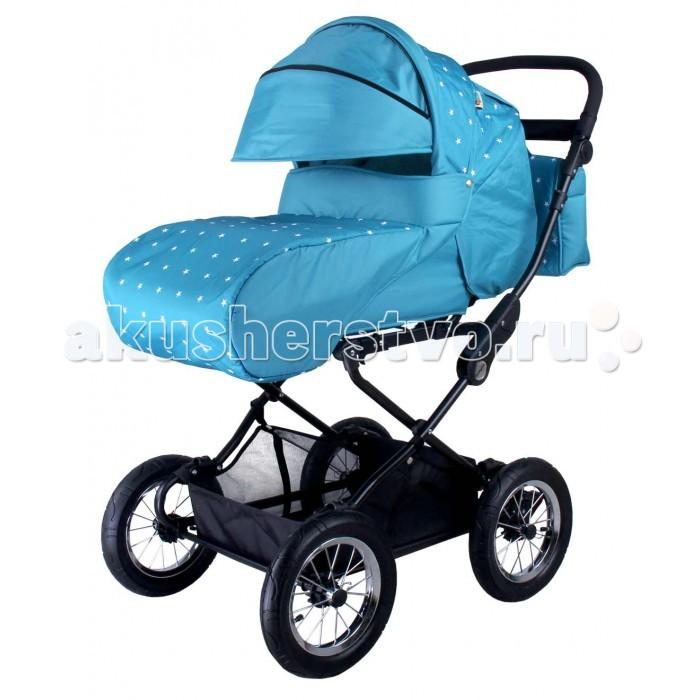 Коляска-трансформер BabyHit Evenly LightEvenly LightКоляска-трансформер BabyHit Evenly Light станет отличным вариантом первого транспортного средства для вашего ребенка. Опущенная в горизонтальное положение спинка коляски вместе с поднятой подножкой формируют спальное место для новорожденного ребенка, а имеющейся в комплекте полог для новорожденного закроет малыша от непогоды. Также в комплекте большой полог, предназначенный для ребенка в возрасте от 7-ми месяцев, уже способного перемещаться в коляске сидя.  Коляска отличается просторным прогулочным блоком, большим капюшоном-батискафом и мягкой амортизационной системой с большими надувными колесами, которая обеспечивает отличную проходимость и плавность хода.   Характеристика: Капюшон «батискаф» Регулируемый наклон спинки до положения «лежа» Регулируемая по высоте ручка Установка прогулочного блока в любом направлении движения Съемный поручень прогулочного сиденья с паховым ремнем Колеса надувные, диаметр 30 см Система амортизации на всех колесах Багажная корзина. В комплекте: Дождевик Москитная сетка Два полога Сумка для мамы. Размеры и вес: Вес коляски с прогулочным блоком - 16,5 кг Вес прогулочного блока - 5,5 кг Вес рамы - 11 кг Размер сидения (ШхГ): 33 х 28 см Длина спального места: 89 см<br>