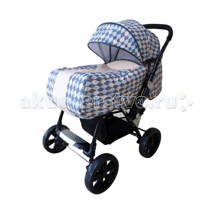 Коляска-трансформер BabyHit CountryCountryBabyHit Коляска Country  Отличительной особенностью модели является наличие перекидной ручки, которая позволяет быстро менять положение ребенка на прогулке, как по ходу движения, так лицом к маме.  Безопасность и удобство использований коляски обеспечивают: тормозные механизмы на задних колесах, удерживающие 5-ти точечные ремни с плечевыми накладками, съемный столик-поручень с подставкой для бутылочки перед ребенком. Регулируемый наклон спинки до положения лежа позволяет выбрать наиболее комфортное положение для прогулки и сна. Наличие накидки на ножки и возможности низко опустить большой капюшон позволяет максимально оградить ребенка от капризов погоды. Для дополнительного комфорта ребенка и мамы, коляска укомплектована системой амортизации на всех колесах и большой багажной корзиной.   Капюшон с большим козырьком Съемный столик-поручень Перекидная ручка Регулируемый наклон спинки до положения лежа Регулируемая подножка Система амортизации на всех колесах Багажная корзина Вес: 11 кг. Диаметр колес 23 см. Спальное место - 85 x 38 см. В комплекте: полог, дождевик, москитная сетка.<br>