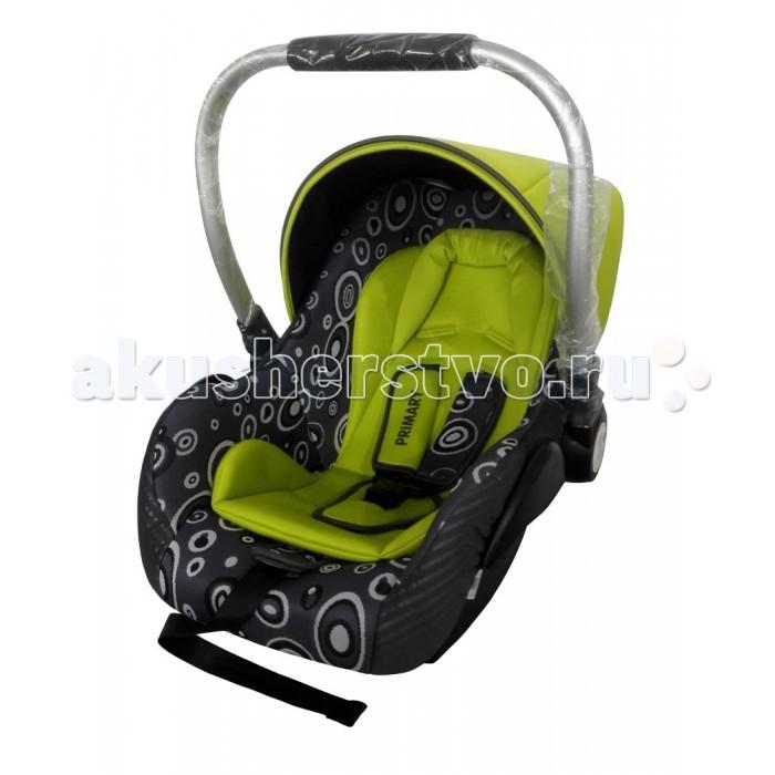 Автокресло BabyHit PrimaryPrimaryАвтокресло BabyHit Primary  Предназначено для детей от рождения до 1 года (максимальный вес ребенка не должен превышать 13 кг). Установка автокресла в машине осуществляется только против хода движения автомобиля! Фиксация автокресла осуществляется штатными ремнями безопасности.  Для безопасных путешествий крохи надежно фиксируйте его в автокресле ремнями безопасности, а для самых маленьких пассажиров используйте мягкий вкладыш.   Система ремней безопасности Мягкий вкладыш Ручка для переноски Соответствует Евростандарту безопасности ECE44/04  Возможность установки на некоторые модели колясок Babyhit (Drive, Drive 2) (адаптеры приобретаются отдельно).<br>