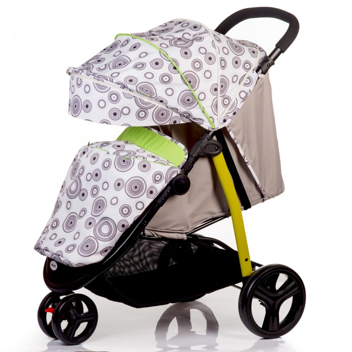 Прогулочная коляска BabyHit Trinity от Акушерство