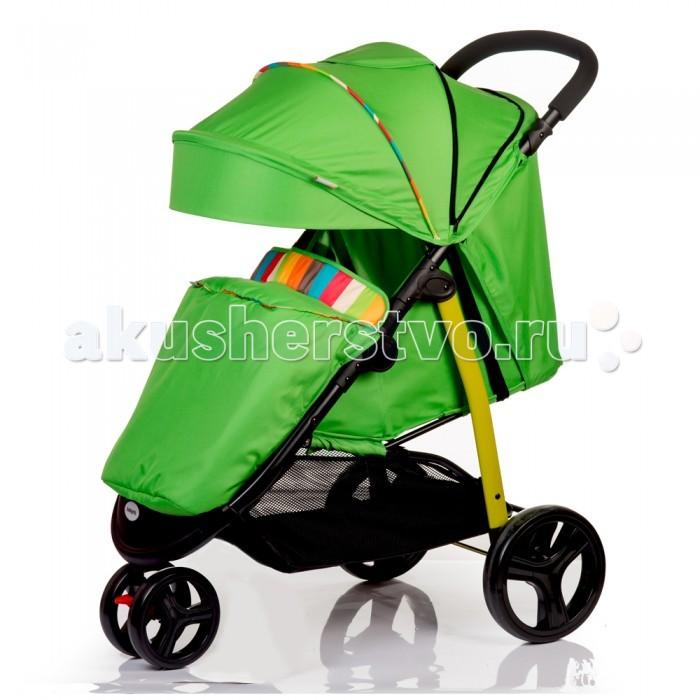 Прогулочная коляска BabyHit TrinityTrinityПрогулочная коляска BabyHit Trinity. Это очень маневренная модель с просторным спальным местом для ребенка, выполненная в трехколесном форм-факторе. Блок передних сдвоенных поворотных колес имеет фиксацию в положении «прямо», что непременно упростит использование коляски на неровном дорожном покрытии с ухабами или мелким щебнем.  Безопасность и удобство использования коляски обеспечивают: тормозные механизмы на задних колесах, удерживающие 5-ти точечные ремни с плечевыми накладками, съемный поручень перед ребенком и паховый ремень. Плавная регулировка наклона спинки позволяет выбрать наиболее комфортное положение для прогулки и сна. Наличие накидки на ножки и возможности низко опустить большой капюшон позволяет максимально оградить ребенка от капризов погоды. Для дополнительного комфорта ребенка и мамы, коляска укомплектована системой амортизации на всех колесах.   Особенности: Капюшон «батискаф» Съемный поручень с паховым ремнем Плавная регулировка наклона спинки  Регулируемая подножка Передние поворотные колеса с функцией фиксации направления движения «прямо» Система амортизации на всех точках опоры.  Размеры: Вес: 9.6 кг. Высота до ручки - 105 см. Размер спального места (с поднятой подножкой) - 31 х 72 см. Размер сидения без подножки - 31 х 23 см. Размер спинки - 31 х 39 см.<br>