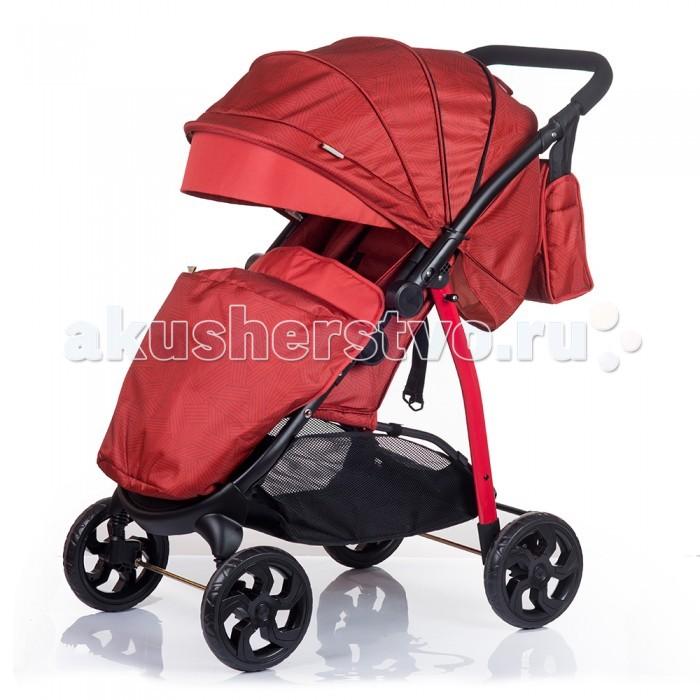 Прогулочная коляска BabyHit VersaVersaПрогулочная коляска BabyHit Versa - коляска для детей от 6 месяцев до 3 лет.  Отличительной особенностью коляски Versa является конструкция шасси с фиксированными колесами. Такая конструкция дает преимущество на бездорожье.  Родители отметят наличие функции перекидывания ручки управления, которая позволяет везти ребенка лицом к дороге или спиной.  Капор можно опустить практически до бампера.  Особенности: перекидная ручка фиксированные одинарные колеса складывается книжкой капюшон-батискаф регулируемая спинка регулируемая подножка съемный бампер 5-ти точечные ремни безопасности смотровое окно.  Размеры: ширина сидения: 31 см. высота спинки: 40 см. глубина сидения: 20 см. длина подножки: 15 см. колеса: 22 см. вес: 9 кг.<br>
