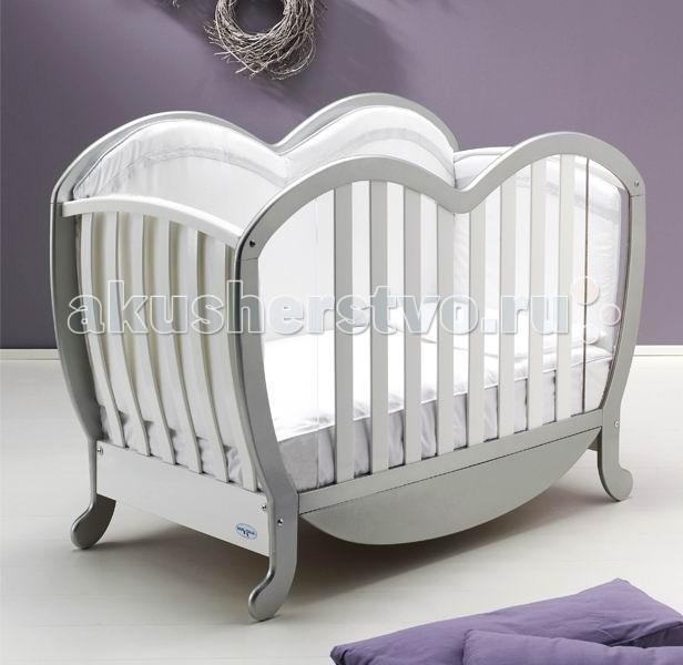 Детская кроватка Baby Italia VictorVictorДетская кроватка Baby Italia Victor   Необычайно яркое и комфортное изделие, напоминающее собой карету для маленького принца или принцессы, которое обеспечит уют Вашему малышу и подарит ему спокойные, сладкие сны, а Вам время для отдыха от забот за ним. Кроватка изготовлена из натурального массива бука и покрыта нетоксичными лаками и красками на водной основе, что гарантирует 100% безопасность Вашего ребенка.  Особенности: экологически чистая древесина бука покрыта натуральными и нетоксичными лаками предназначена для детей до 3-4-х лет красивые изогнутые формы жесткое, нерегулируемое дно высокие бортики обеспечивают дополнительную безопасность надежные и устойчивые ножки<br>