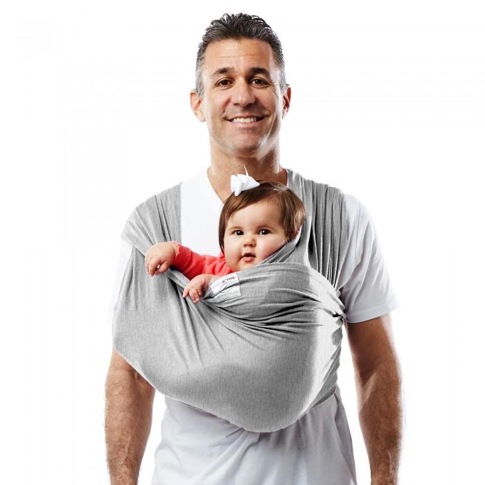 Слинг Baby Ktan Детская переноска OriginalДетская переноска OriginalСлинг Baby Ktan Детская Переноска Original изготовлен из 100% натурального хлопка с уникальными эластичными свойствами.   Мягкая ткань даст вам и вашему малышу тепло и уютно устроиться. Носите ребенка в нескольких позициях, без наматывания или провисания.   Особенности: Эргономичная позиция для здорового развития малышей.  Равномерно распределяет вес по всей спине и плечам.  Надевать слинг также просто, как надеть футболку.    Соответствие с Российскими размерами.  Размер соответствует вашему обычному размеру одежды (футболки или платья например): XS(36-38), S(40-42), M(44-46), L(48-50), XL(52-54). Размеры и возраст МАЛЫША учитываются только при выборе позиции для ношения.  Вот несколько советов при выборе размера:  Выбирайте размер до беременности.  Если сомневаетесь между двумя размерами - берите МЕНЬШИЙ.  Если ваш рост ниже 165 см - берите на размер МЕНЬШЕ.  Слинг не должен сидеть слишком свободно, ребёнок не должен болтаться в нем, а должен быть плотно прижат к вашему телу.  Слинг Baby Ktan сделан из плотной, но эластичной ткани. Вначале использования вам может быть немного тесно, но это не значит, что он мал.  Когда вы надеваете слинг (без ребёнка) нижняя его часть должна быть ниже груди, но выше пупка. Когда вы носите малыша в слинге, самая нижняя часть переноски может быть на уровне вашей талии или пупка, но не должна опускаться ниже бёдер.<br>