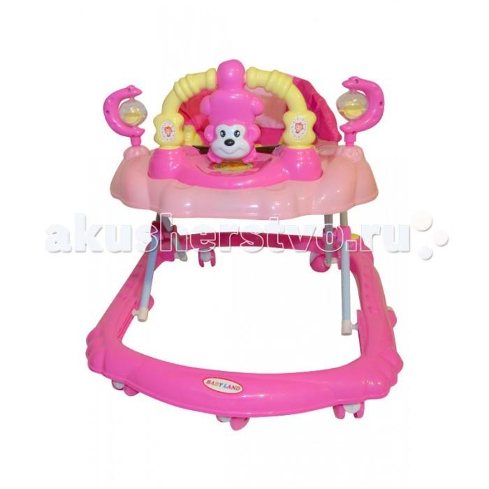 Детская мебель , Ходунки Baby Land W2803 арт: 325029 -  Ходунки