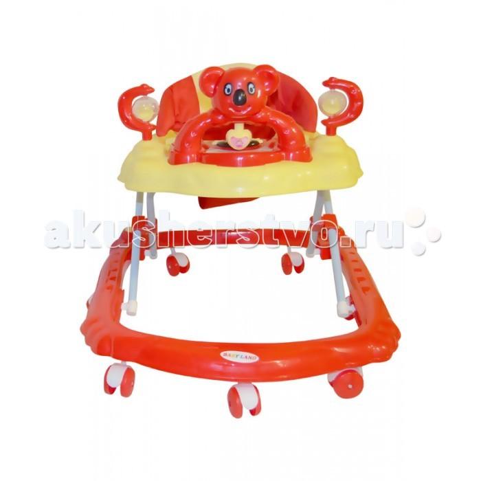 Детская мебель , Ходунки Baby Land W2807 арт: 325054 -  Ходунки
