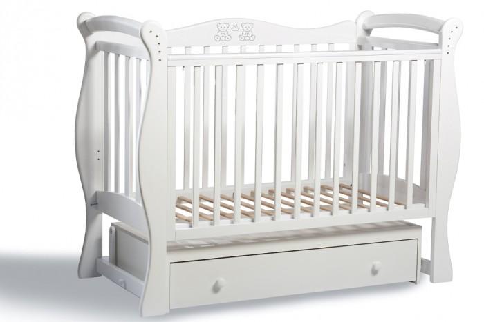 Купить со скидкой Детская кроватка Baby Luce Лучик универсальный маятник