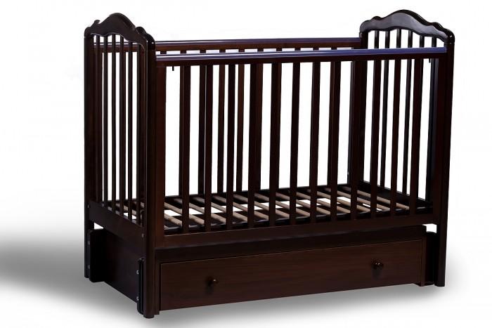 Картинка для Детская кроватка Baby Luce Слава 2 универсальный маятник