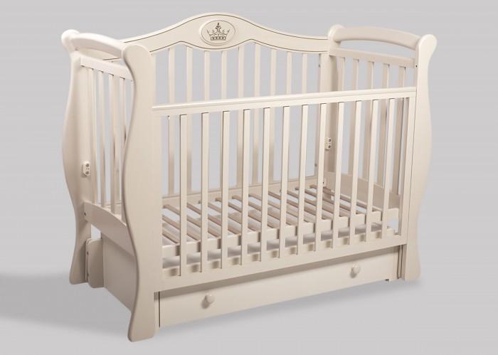 Купить Детские кроватки, Детская кроватка Baby Luce Умка (универсальный маятник)
