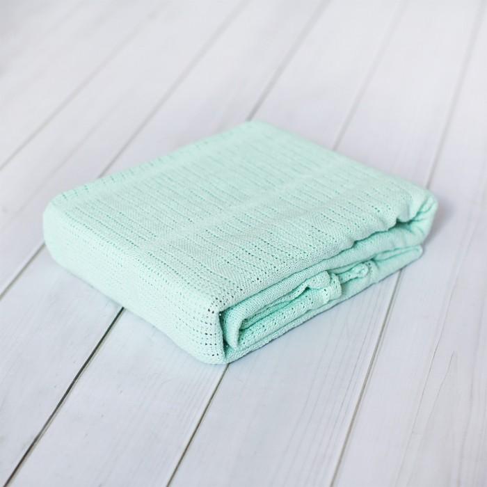 Пледы Baby Nice (ОТК) Одеяло детское вязанное 90х118 фиксаторы для одеяла ruges набор держателей для одеяла дримфикс
