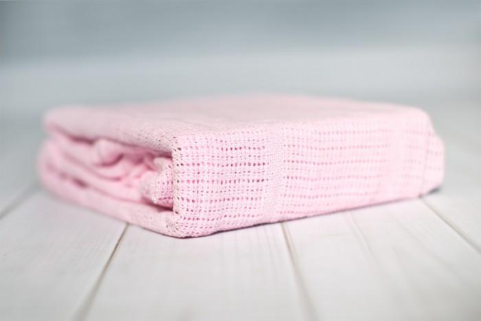 Пледы Baby Nice (ОТК) Одеяло детское вязанное 90х118