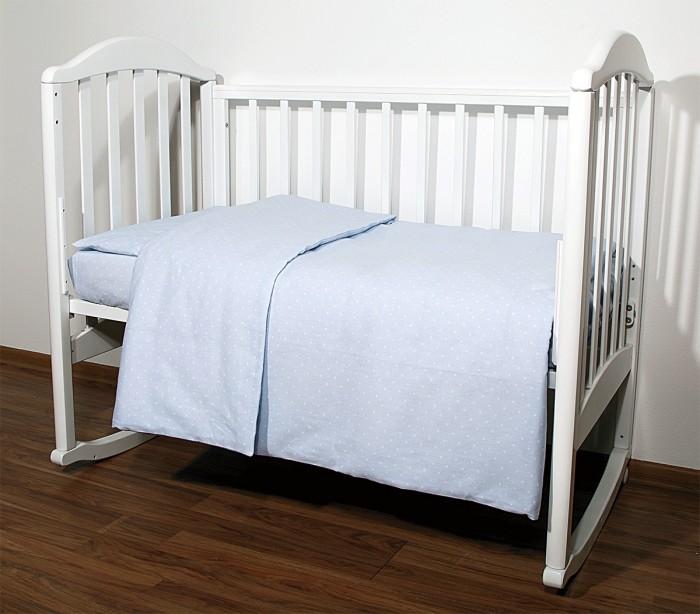 цены  Постельное белье Baby Nice (ОТК) Споки ноки Горох (3 предмета)