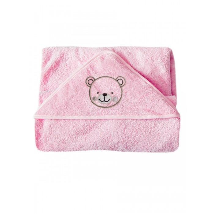 Полотенца Baby Nice (ОТК) Уголок махровый 75х75