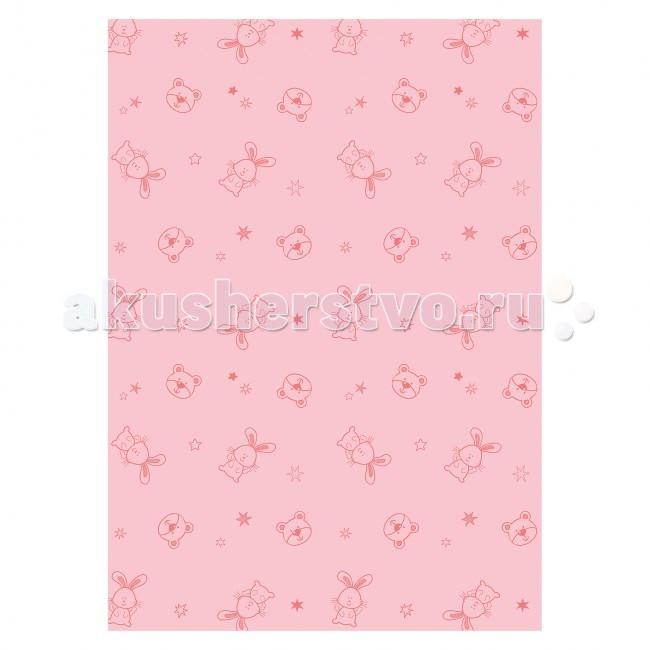 Одеяла Baby Nice (ОТК) байковое Мишки и Зайки 100х140 см