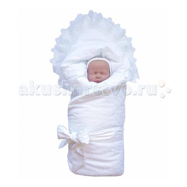 Конверты на выписку Baby Nice (ОТК) Конверт-одеяло на выписку baby nice конверт