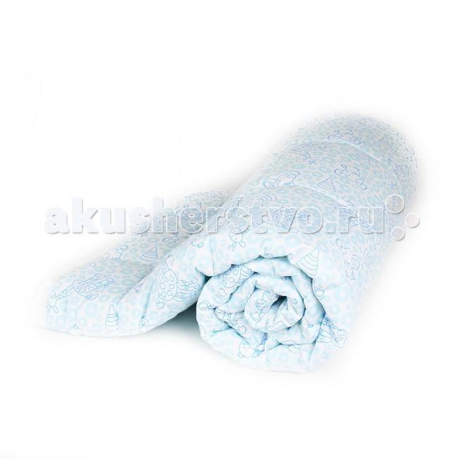 Одеяло Baby Nice (ОТК) стеганное 110х140 см (файбер 200)