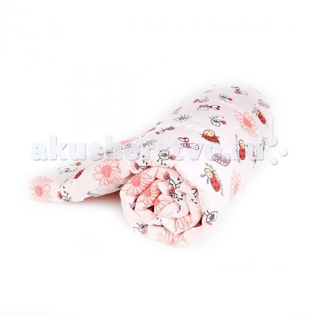 Одеяло Baby Nice (ОТК) стеганное 110х140 см (файбер 300)