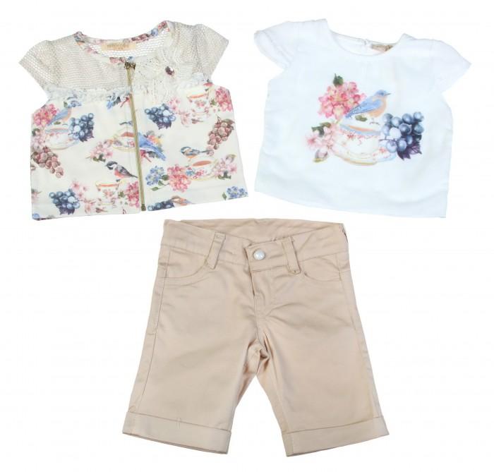Комплекты детской одежды Baby Rose Комплект для девочки 2141 комплекты детской одежды клякса комплект 5 предметов 53 5228
