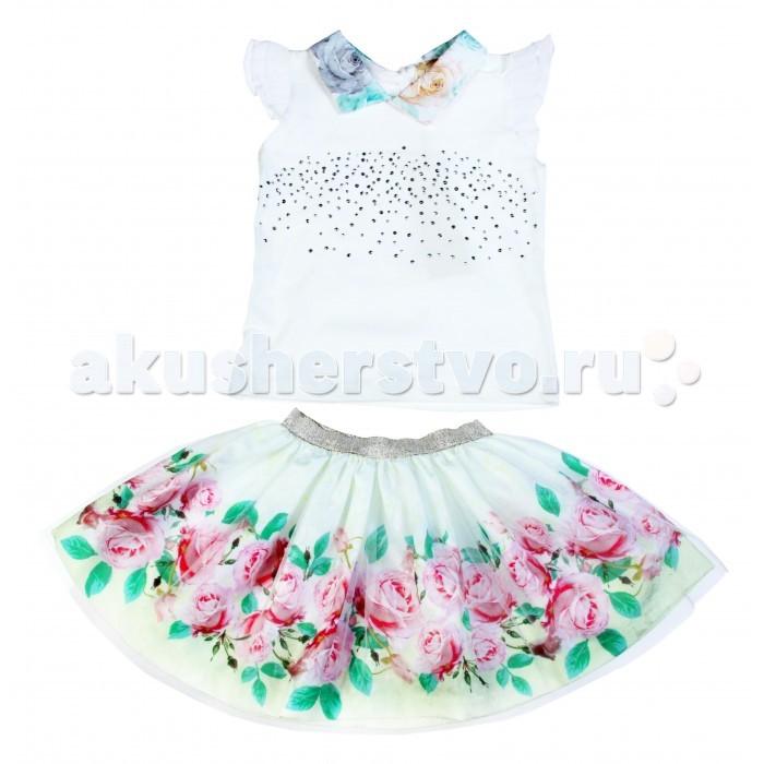 Комплекты детской одежды Baby Rose Комплект для девочки 2152 комплекты детской одежды клякса комплект 5 предметов 53 5228