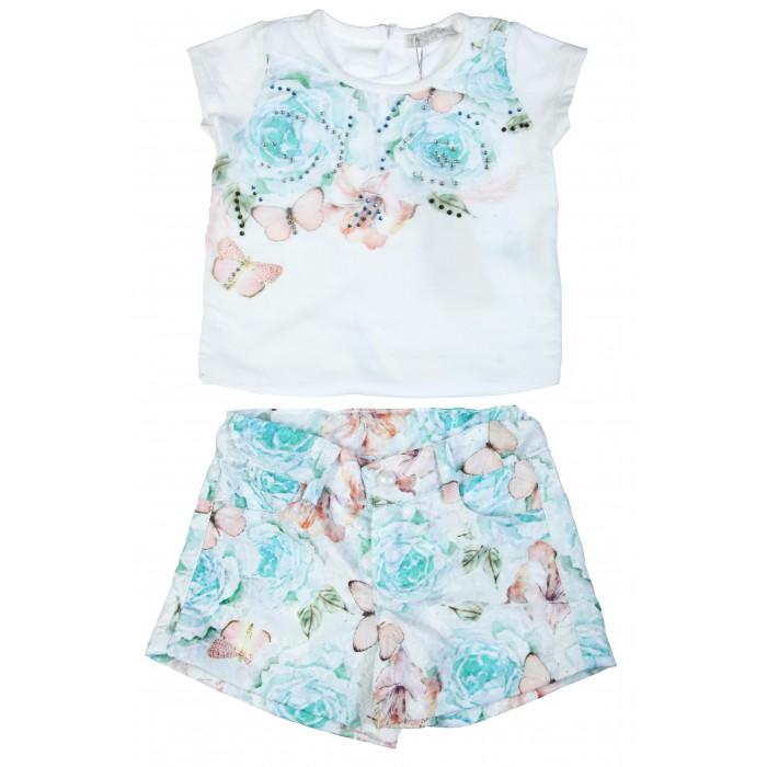 Комплекты детской одежды Baby Rose Комплект для девочки 2189 комплекты детской одежды клякса комплект 5 предметов 53 5228