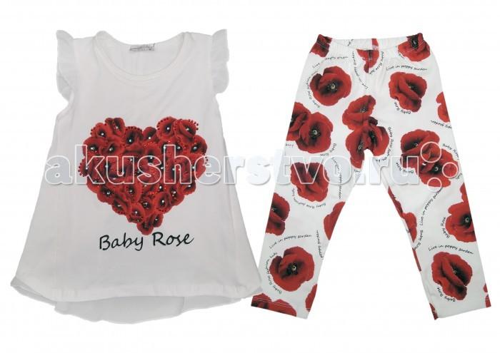 Baby Rose Комплект для девочки 2254