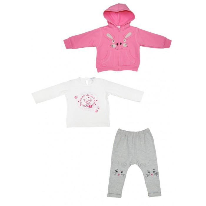 Комплекты детской одежды Baby Rose Комплект для девочки 7186 комплект толстовка и футболка blukids blukids bl025ebvyf54