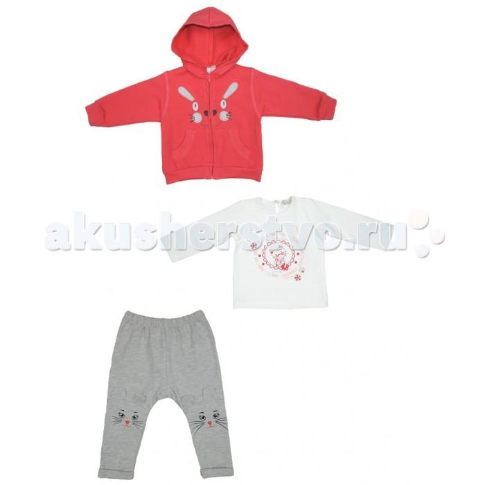 Комплекты детской одежды Baby Rose Комплект для девочки 7186