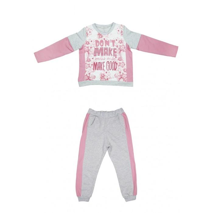 Комплекты детской одежды Baby Rose Комплект для девочки 7194 комплект толстовка и футболка blukids blukids bl025ebvyf54