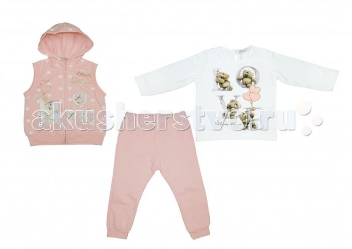 Baby Rose Комплект для девочки 7237