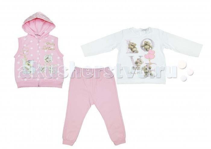 Комплекты детской одежды Baby Rose Комплект для девочки 7237