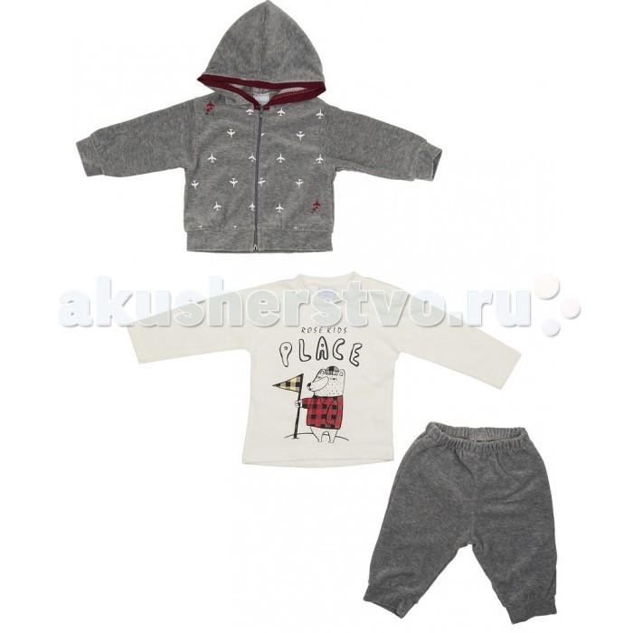 Комплекты детской одежды Baby Rose Комплект для мальчика 6210