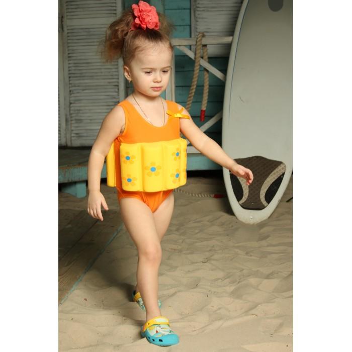 Детская одежда , Купальники и плавки Baby Swimmer Детский купальный костюм Цветочек арт: 279019 -  Купальники и плавки