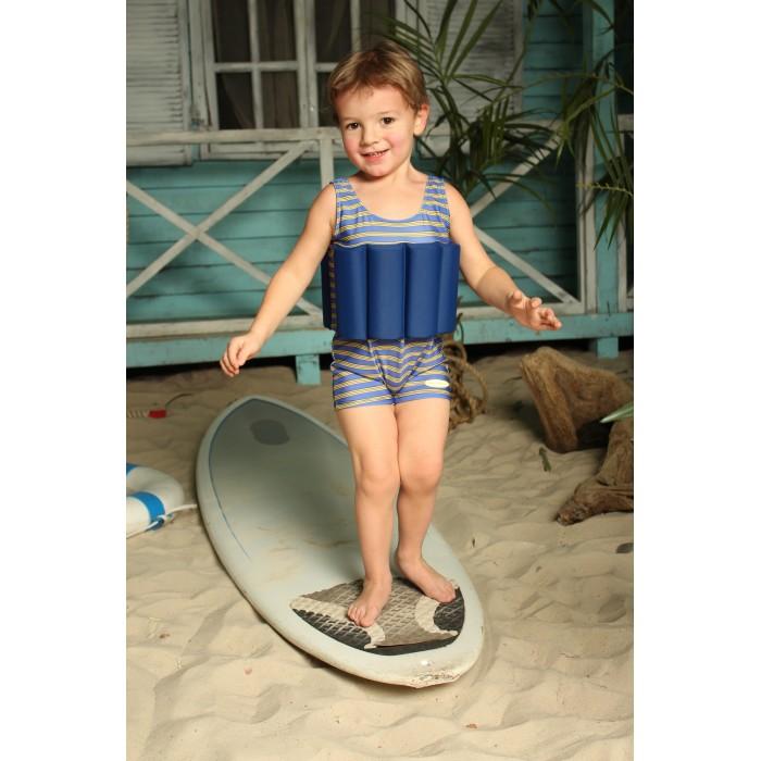 Детская одежда , Купальники и плавки Baby Swimmer Детский купальный костюм Морячок арт: 279031 -  Купальники и плавки