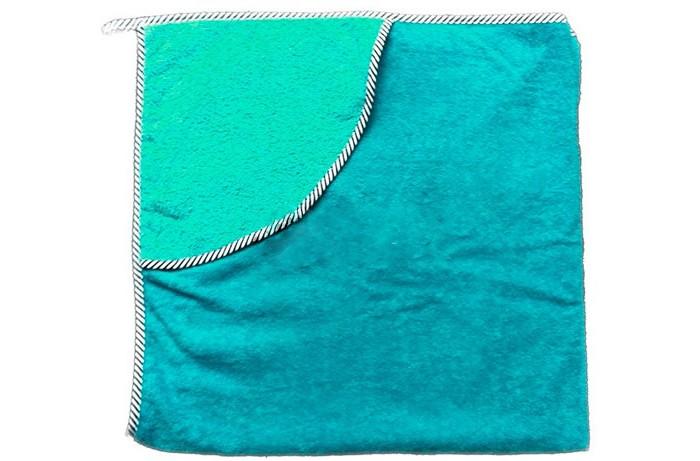 Полотенца Baby Swimmer Полотенце-уголок махра 100х100 см