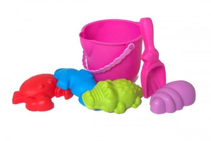 Игрушки в песочницу Baby Trend Набор для песочницы с ведерком  недорого