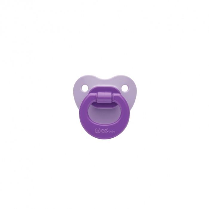 Пустышки WeeBaby ортодонтическая №2