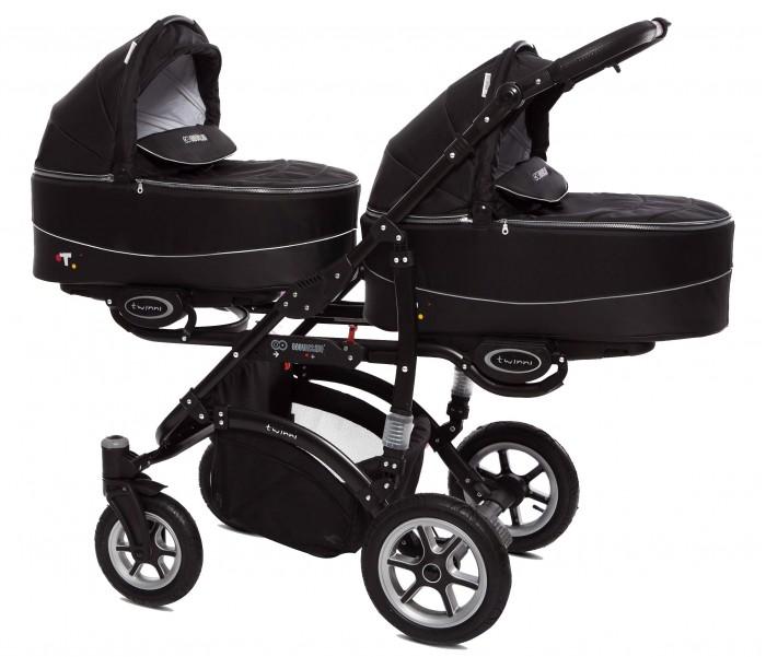 BabyActive Коляска для двойни Twinny 2 в 1