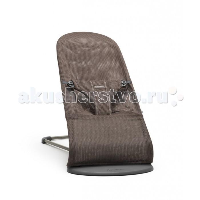 Кресла-качалки, шезлонги BabyBjorn Кресло-шезлонг Bliss Mesh кресло шезлонг фея релакс 2 мульти позиционный