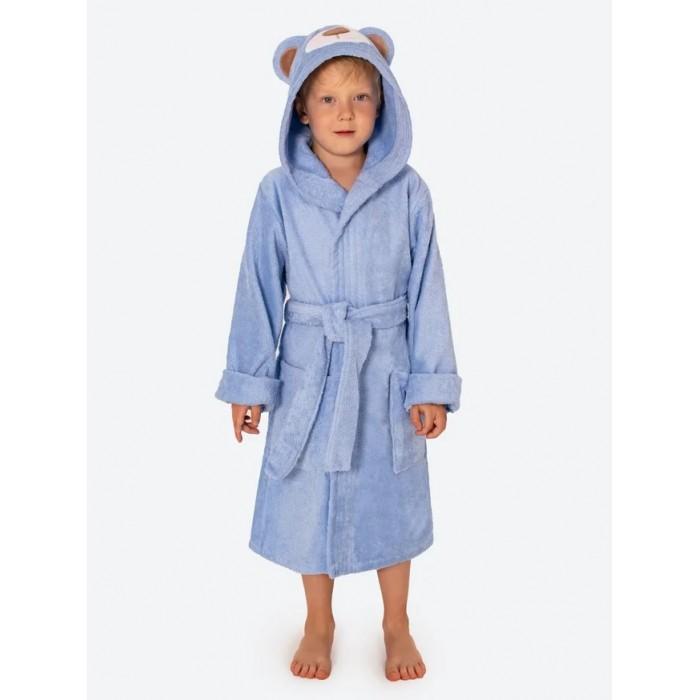 Домашняя одежда BabyBunny Халат детский Мишка