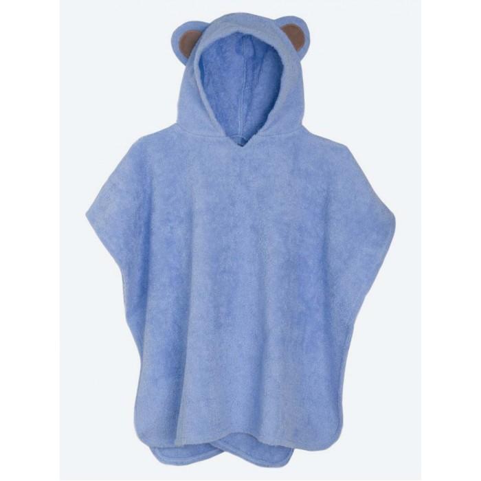 Картинка для Полотенца BabyBunny Полотенце пончо Мишка L 135х76
