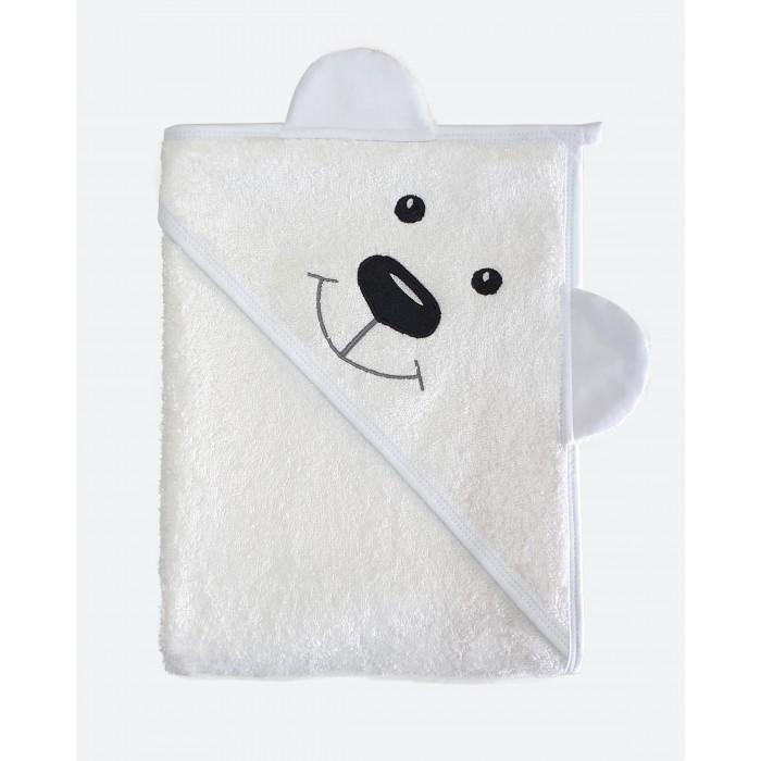 полотенца bebitof baby детское банное полотенце с уголком 75х75 Полотенца BabyBunny Полотенце с уголком Мишка 100х100
