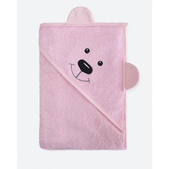 Полотенца BabyBunny Полотенце с уголком Мишка 100х100