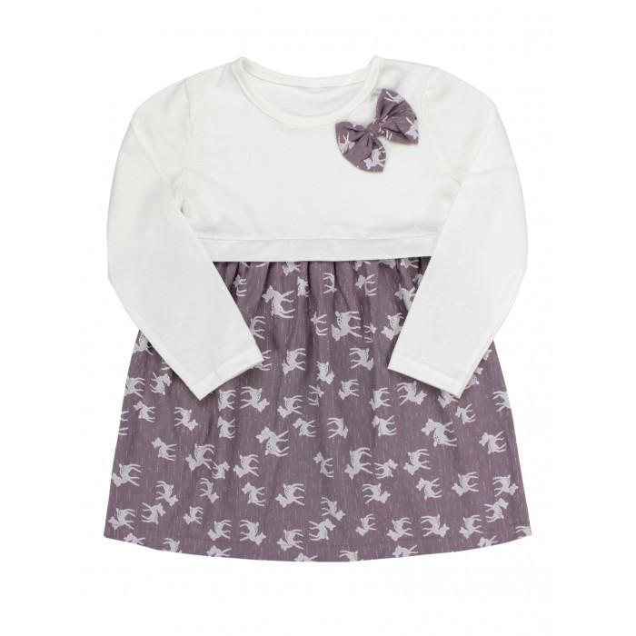 Babycollection Платье для девочки Оленята