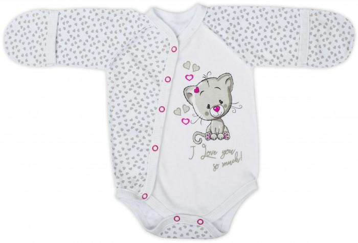 Боди и песочники Babyglory Боди для девочки Карамелька карамелька для малышей