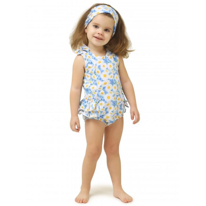 Babyglory Боди-песочник для девочки Summer Time STD001