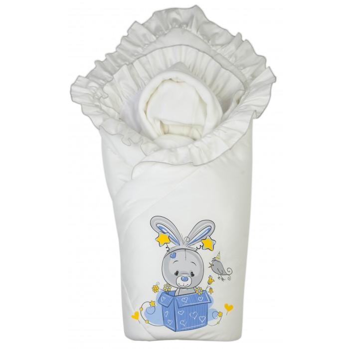 Babyglory Комплект на выписку День рождения зима (4 предмета) Комплект на выписку День рождения зима (4 предмета)