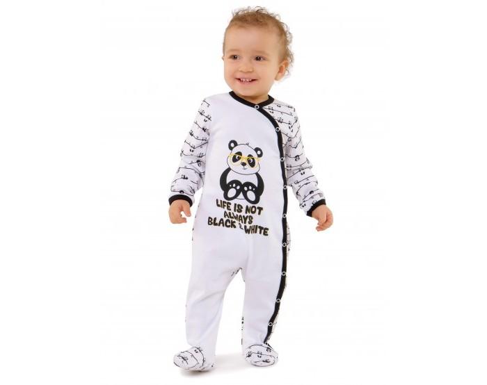 Babyglory Комбинезон длинный рукав Panda
