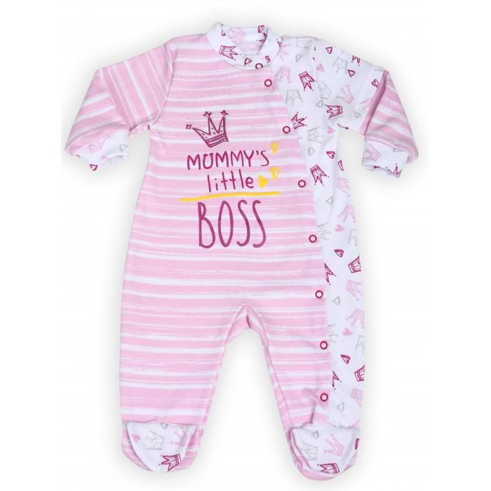 Babyglory Комбинезон для девочки Little Boss