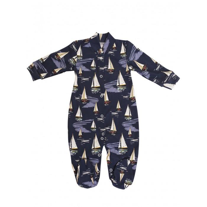 Babyglory Комбинезон для мальчика Капитан KT003